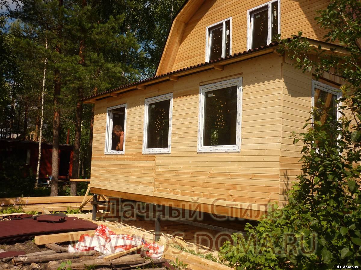 Установить деревянное окно в каркасном доме своими руками